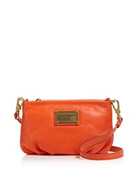 Marc By Marc Jacobs Crossbody Classic Q Percy Spiced Orange