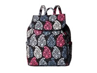 Vera Bradley Drawstring Backpack Northern Lights Backpack Bags White