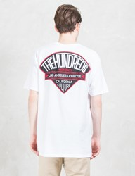 The Hundreds Chapter T Shirt