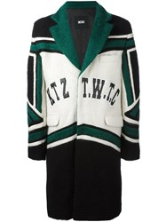 Ktz 'College' Coat Green