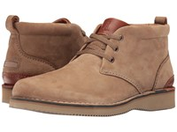 Rockport Prestige Point Chukka New Vicuna Men's Lace Up Boots Brown