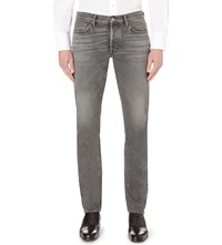 Tom Ford Slim Fit Tapered Jeans Grey