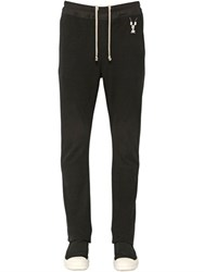 Rick Owens Drkshdw Cotton Jersey Jogging Pants