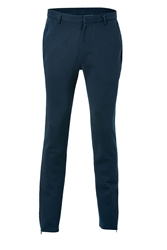 Marc By Marc Jacobs Cotton Blend Sweatpants In Navy