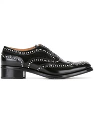 Church's Studded Loafers Black