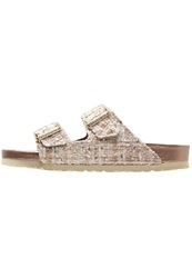 Birkenstock Arizona Slippers Beige