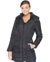 Motherhood Maternity Quilted Puffer Coat
