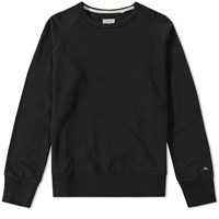 Rag And Bone Rag And Bone Standard Issue Crew Sweat Black