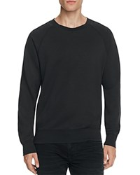 Blk Dnm Zipper Sweatshirt Black