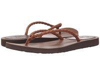 Scott Hawaii Hili Brown Women's Sandals