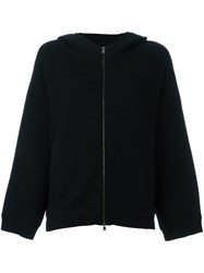 Dorothee Schumacher Zip Up Cardigan Black