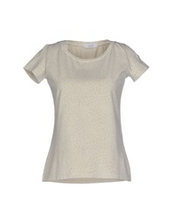 Cooperativa Pescatori Posillipo T Shirts Light Grey