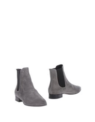 Luca Valentini Ankle Boots Lead