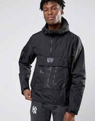 New Era Nfl Overhead Jacket Black