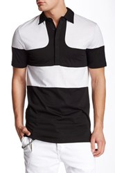 Antony Morato Colorblock Shirt Black