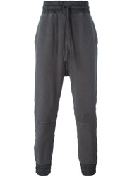Blood Brother 'Ore' Track Pants Grey