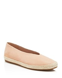 Eileen Fisher Tour Ballet Espadrille Flats Toffee Cream