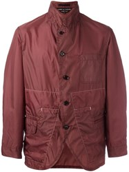 Comme Des Garcons Vintage Light Weight Jacket Red
