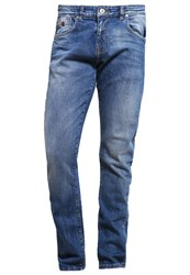 Ltb Joshua Slim Fit Jeans Andras Wash Blue Denim