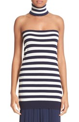 Michael Kors Women's Cashmere Tube Top And Collar