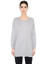 Max Mara Silk And Cashmere Knit Sweater