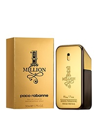 Paco Rabanne 1 Million Eau De Toilette 1.7 Oz. No Color