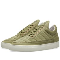 Filling Pieces Low Top Sneaker Green
