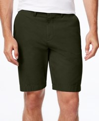 Tommy Hilfiger Men's Classic Fit Chino Shorts Quiet Shade