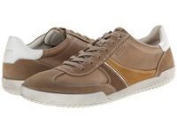 Ecco Graham Tie Navajo Brown Navajo Brown Birch Men's Lace Up Casual Shoes