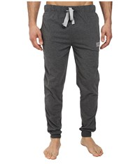Kenneth Cole Reaction Jersey Pants Dark Grey Heather Men's Pajama Gray