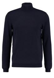 Reiss Observe Jumper Navy Dark Blue