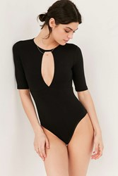 Out From Under Reel Me In Bodysuit Black