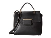 Furla Artesia Small Top Handle Onyx Top Handle Handbags Black