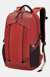 Men's Victorinox Swiss Army 'Altmont' Backpack Red