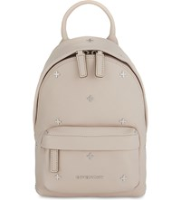 Givenchy Cross Nano Leather Backpack Nude Pink