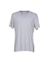 Master Coat T Shirts Light Grey