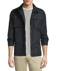 Moncler Jonathan Field Jacket Black