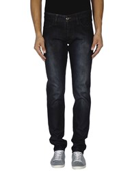 Shaft Denim Denim Trousers Men Black