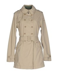 Napapijri Coats And Jackets Full Length Jackets Women Beige