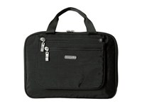 Baggallini Deluxe Travel Cosmetic Black Cosmetic Case
