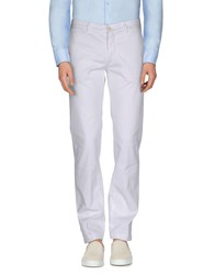 Maestrami Trousers Casual Trousers Men White