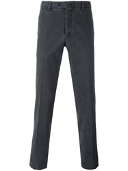 Pt01 Classic Chino Trousers Grey