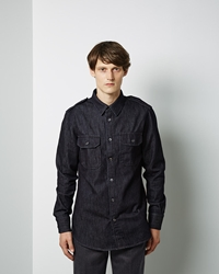 Maison Martin Margiela Line 14 Washed Denim Shirt