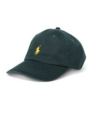 Polo Ralph Lauren Classic Chino Cotton Sports Cap Green
