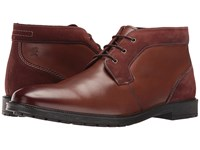 Stacy Adams Delaney Chukka Boot Cognac Men's Boots Tan