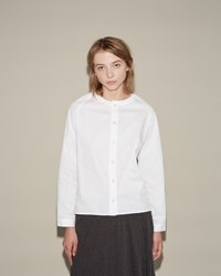 Nocturne 22 Broadcloth Shirt White