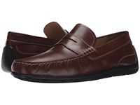 Ecco Classic Moc 2.0 Loafer Mink Men's Slip On Shoes Brown
