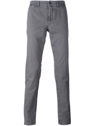 Moncler Classic Chinos Grey