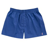 Thomas Pink Synon Check Boxer Shorts Blue Multi