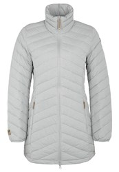 Icepeak Tessy Down Coat Light Grey